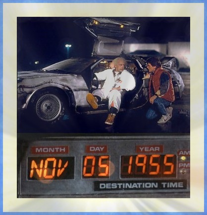 Date and Time Machine remix